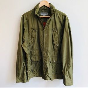 Michael Kors Collection Light Jacket in Green